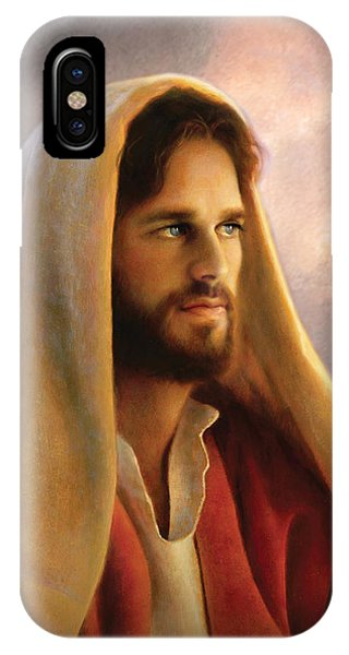 Life Of Christ iPhone Case - Bread Of Life by Greg Olsen