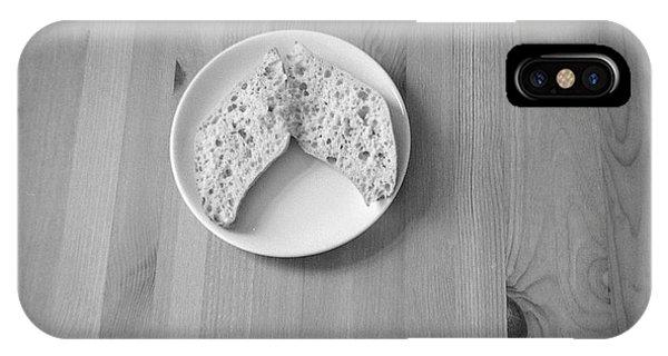 Bread Wings IPhone Case