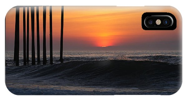 Breaking Sunrise IPhone Case