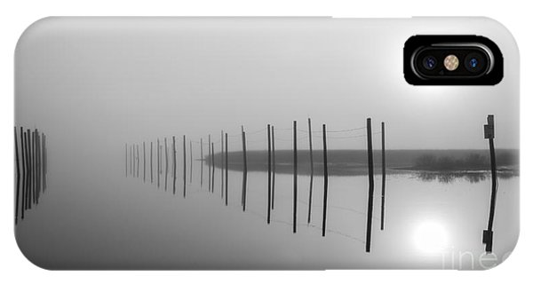 Breaking Through The Fog IPhone Case