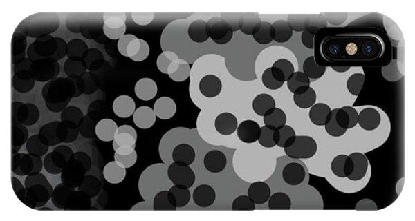 The Art Of Gandy iPhone Case - Breaking Through The Shadows by Joan Ellen Gandy