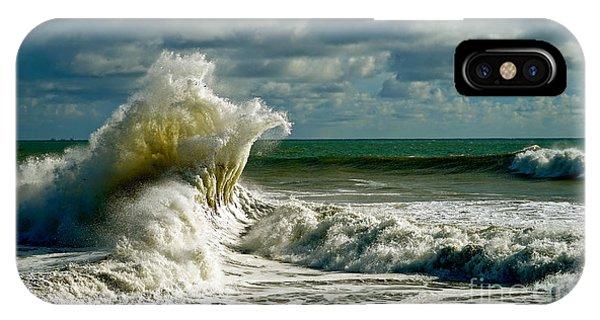 Breakwater Backwash IPhone Case