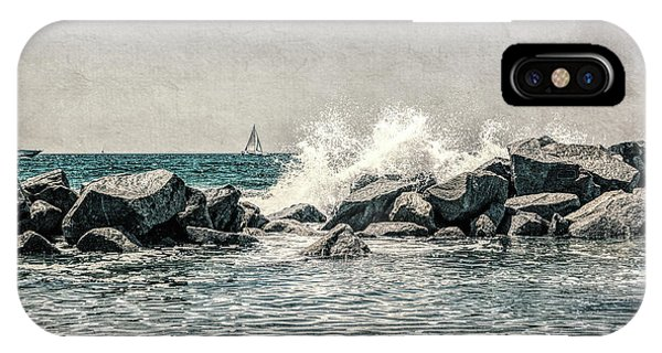 Breakwater IPhone Case