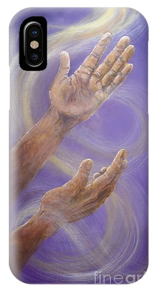 Breath Of Heaven IPhone Case