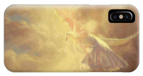 Breath Of Life IPhone Case