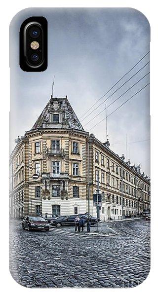 Gloomy iPhone Case - Breathing Silence by Evelina Kremsdorf
