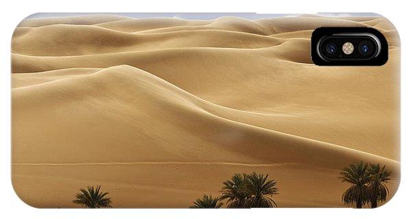Breathtaking Sand Dunes IPhone Case