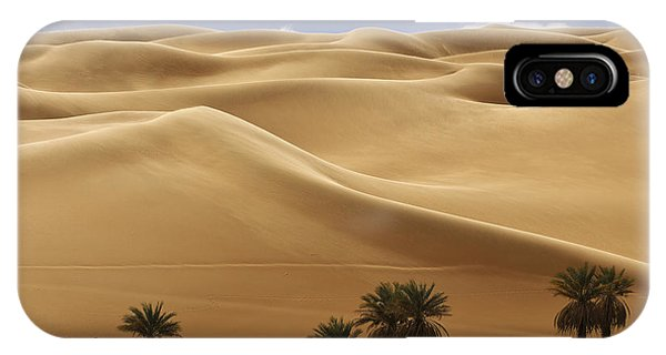 Breathtaking Sand Dunes IPhone Case