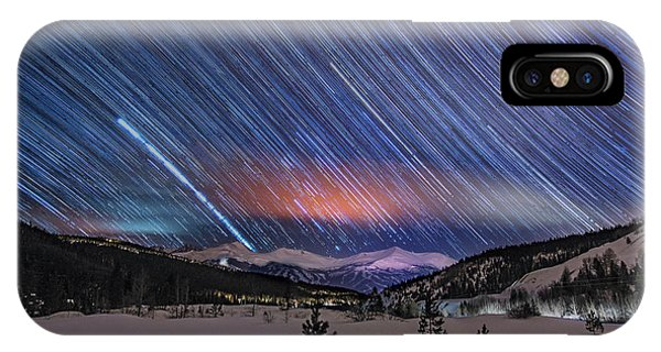 IPhone Case featuring the photograph Breckenridge Trails  by Bitter Buffalo Photography