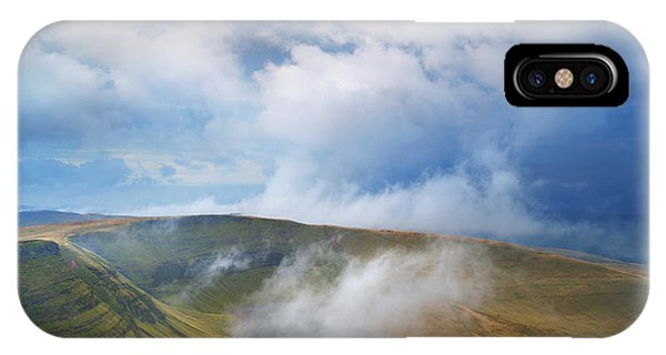 Brecon Beacons National Park 3 IPhone Case