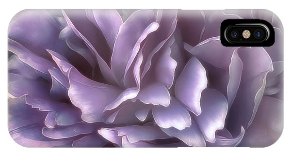 Breeze In Cool Lilac IPhone Case