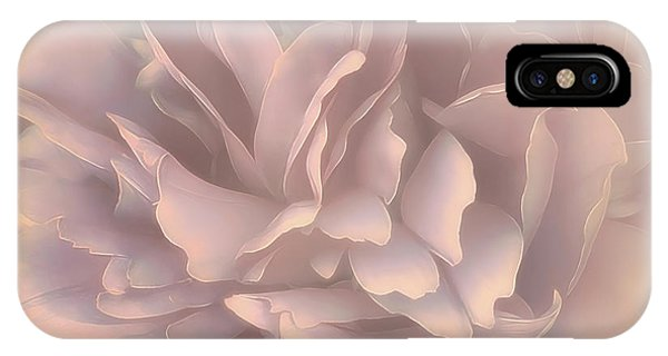 Breeze In Pastel Pearl IPhone Case