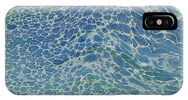 Breeze On Ocean Waves IPhone Case