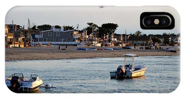 Breezy Point Bayside 2 IPhone Case