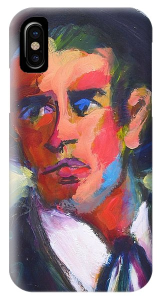 Bret Maverick IPhone Case