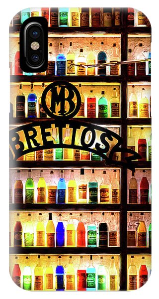 Brettos Bar In Athens, Greece - The Oldest Distillery In Athens IPhone Case