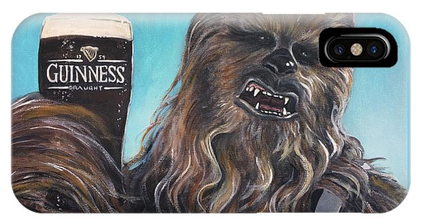 Brewbacca IPhone Case