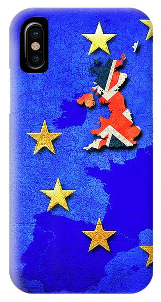 Brexit IPhone Case