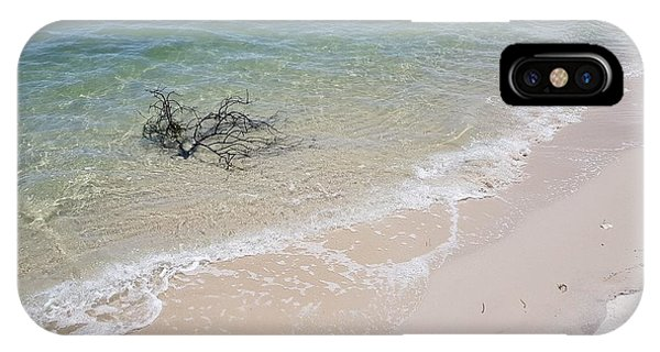 Bribie Branches 2 IPhone Case