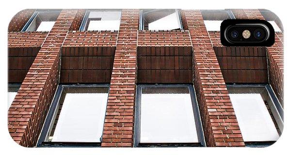 Brick Building IPhone Case