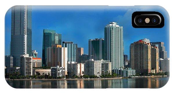 Brickell Skyline 2 IPhone Case
