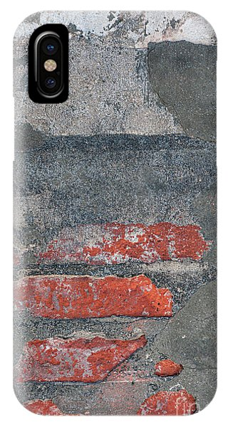 Cement iPhone Case - Bricks And Mortar by Elena Elisseeva