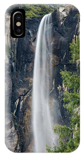 Bridal iPhone Case - Bridal Veil Falls by Bill Roberts