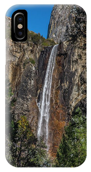Bridal Veil Falls - My Original View IPhone Case