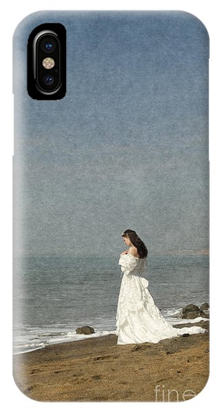 Bride By The Sea IPhone Case