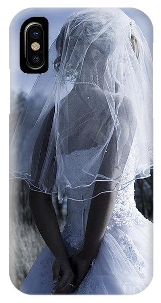 Bride IPhone Case