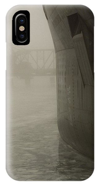 Bridge And Barge IPhone Case