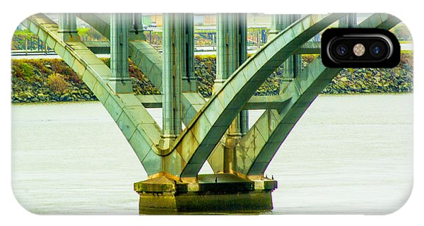 Bridge At Gold Beach IPhone Case
