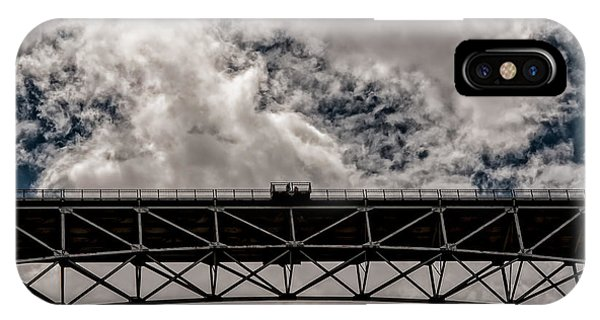 Bridge From Below IPhone Case