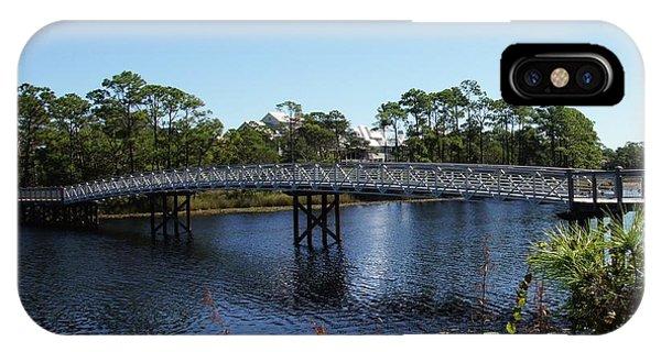 iPhone Case - Western Lake Bridge by Megan Cohen