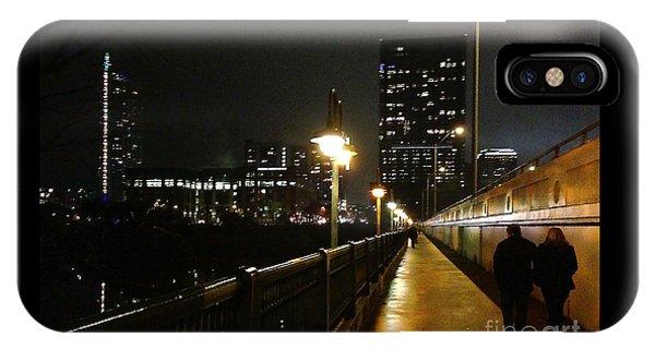 Bridge Into The Night IPhone Case