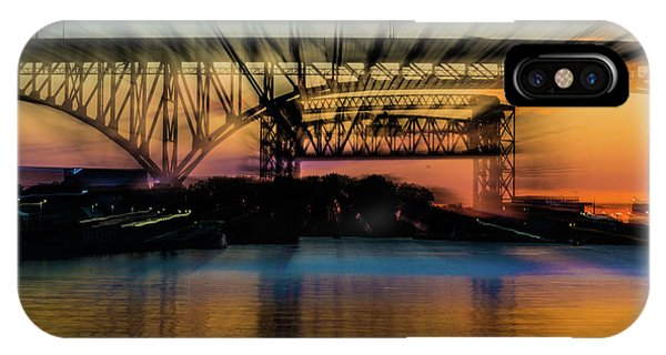 Bridge Motion IPhone Case