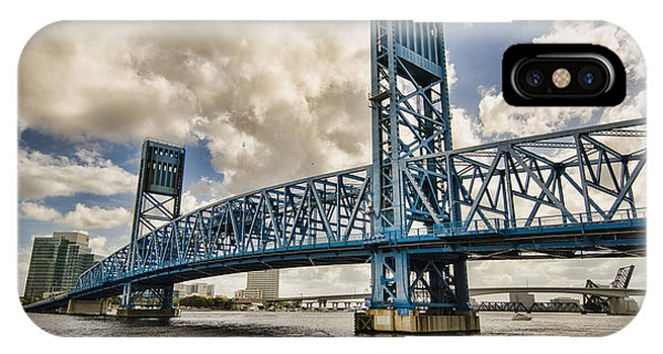 Bridge Of Blues IPhone Case