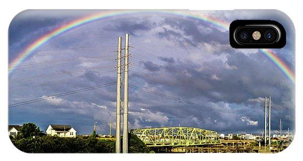 Bridge Of Hope IPhone Case