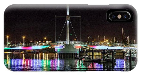 Bridge Of Lights IPhone Case