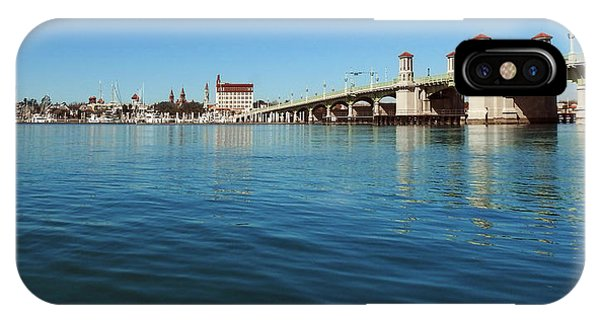 Bridge Of Lions, St. Augustine IPhone Case