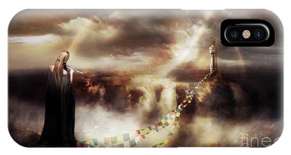 iPhone Case - Bridge Of Prayers by Shanina Conway