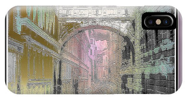 Bridge Of Sighs IPhone Case