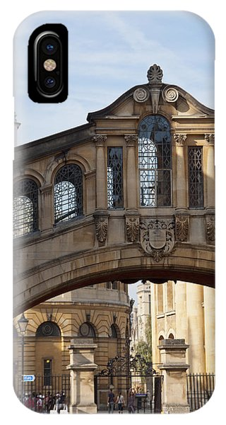 Bridge Of Sighs Oxford IPhone Case