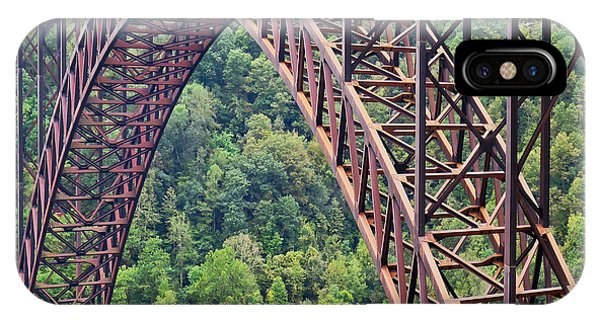 Bridge Of Trees IPhone Case