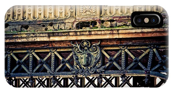 Bridge Ornaments In Germany IPhone Case
