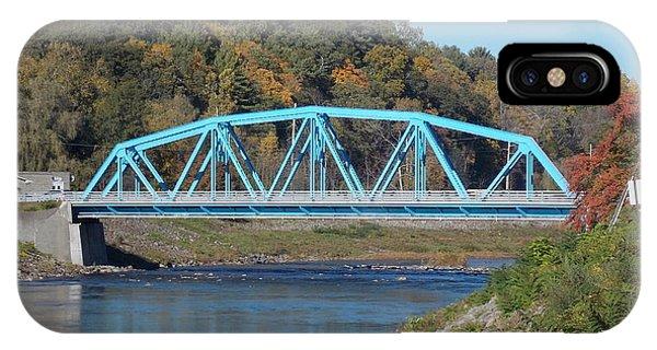 Bridge Over Rondout Creek 2 IPhone Case