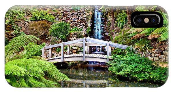 Nice iPhone Case - Bridge Over Still Water by Az Jackson