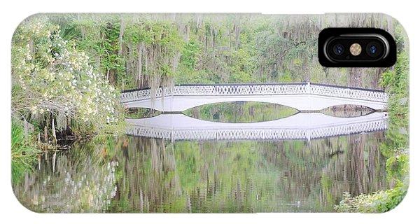 Bridge Over1 IPhone Case