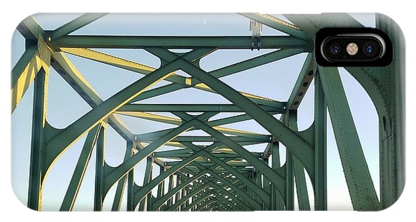 Bridge To Oregom IPhone Case