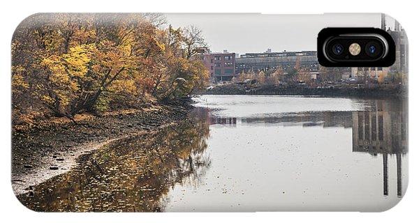 Bridgeport Factory IPhone Case
